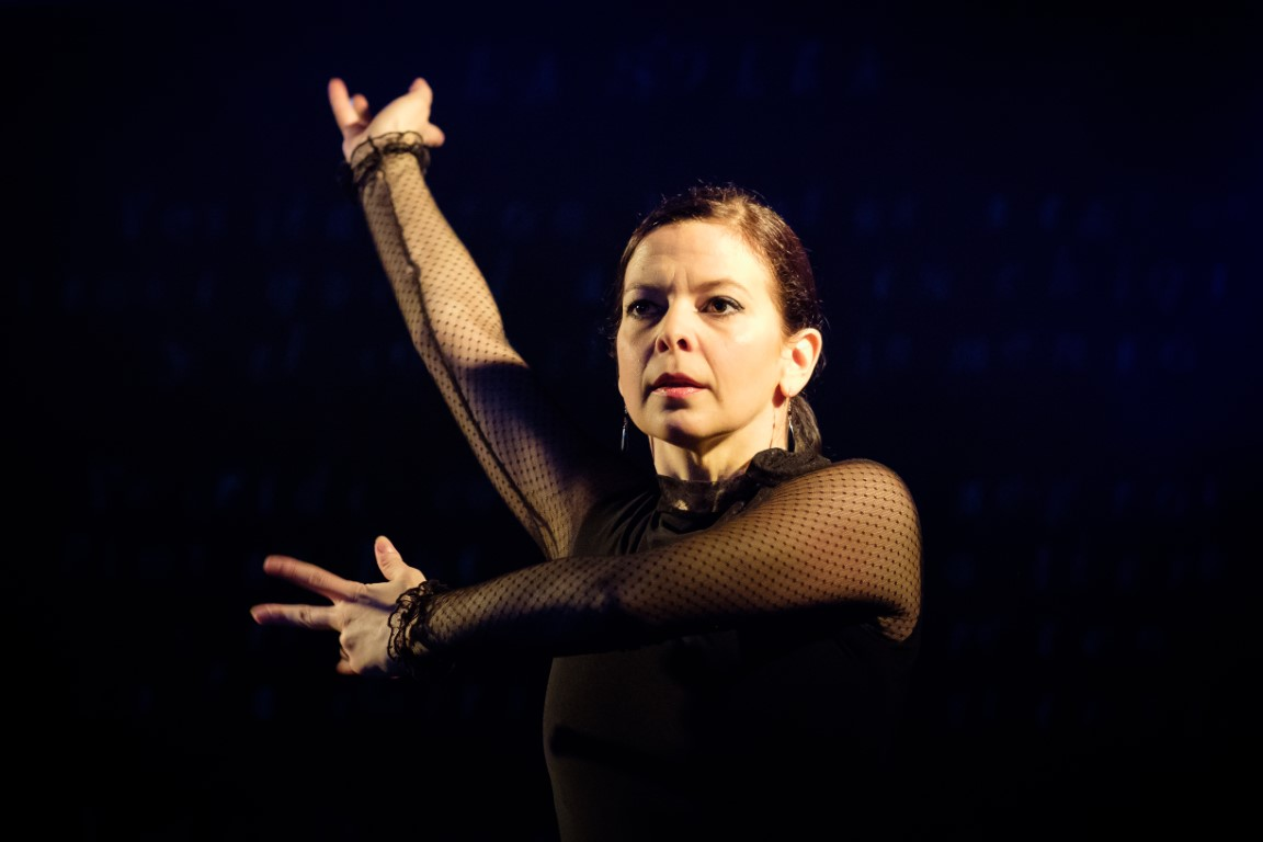Karine Parise flamenco